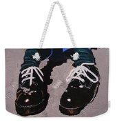 Big Shoes Weekender Tote Bag