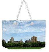 Big Sky Nyc Weekender Tote Bag