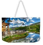 Big Sky Ski Resort II Weekender Tote Bag