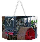 Big Steel Wheel Tractor Weekender Tote Bag