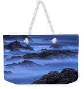 Big Sur Mist Weekender Tote Bag