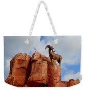Big Thunder Bighorns Weekender Tote Bag