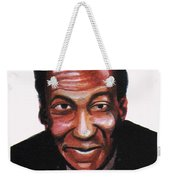 Bill Cosby Weekender Tote Bag