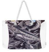 Billfish Ladies Shirt Weekender Tote Bag