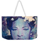 Billie's Eyes Weekender Tote Bag