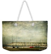 Biloxi Bay Bridge Weekender Tote Bag