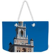 Biltmore Hotel Tower And Moon Weekender Tote Bag