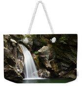 Bingham Falls Stowe Vermont Weekender Tote Bag