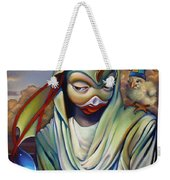 Binky's Mistress Weekender Tote Bag by Patrick Anthony Pierson