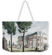Birch: Philadelphia, 1800 Weekender Tote Bag