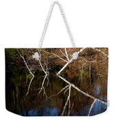 Birch Reflections Weekender Tote Bag