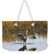 Bird Dance Weekender Tote Bag