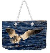 Bird Flying Weekender Tote Bag
