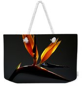 Bird Of Paradise 3 Weekender Tote Bag