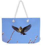 Bird Vs Bug Weekender Tote Bag