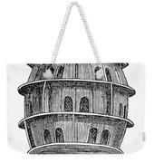 Birdhouse, 19th Century Weekender Tote Bag