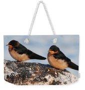 Birding Weekender Tote Bag