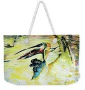 Birds Love Dance Weekender Tote Bag