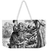 Birds Nest, 1873 Weekender Tote Bag