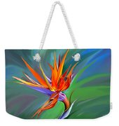 Birds Of Paradise 1 Weekender Tote Bag