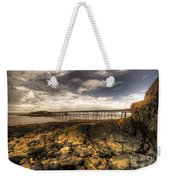 Birnbeck Pier  Weekender Tote Bag