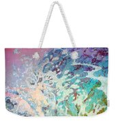 Birth Of Aphrodite From The Sea Foam Weekender Tote Bag