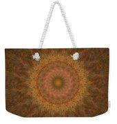 Birthing Mandala 18 Weekender Tote Bag