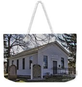 Birthplace Of The Gop Weekender Tote Bag