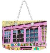 Colorful Building Bisbee Az Weekender Tote Bag