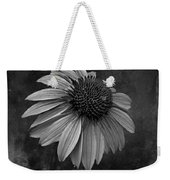 Bittersweet Memories - Bw Weekender Tote Bag by David Dehner