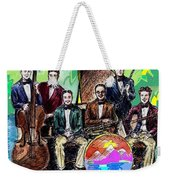 Bix Jazz Band Weekender Tote Bag