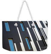 Black And White Weekender Tote Bag by Carlos Caetano