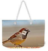 Black-chinned Sparrow Weekender Tote Bag