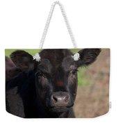 Black Cow Weekender Tote Bag