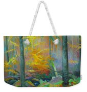 Black Forest Stream Weekender Tote Bag