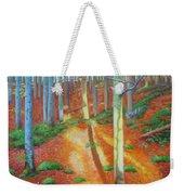 Black Forest Sunset Weekender Tote Bag