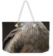 Black Kite 4 Weekender Tote Bag