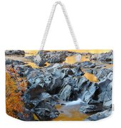 Black River Reflections At Johnsons Shut Ins State Park Vi Weekender Tote Bag