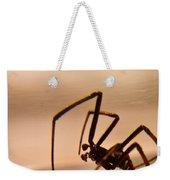 Black Widow Male Weekender Tote Bag