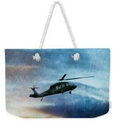 Blackhawk Helicopter Weekender Tote Bag