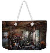 Blacksmith - That's A Lot Of Hoopla Weekender Tote Bag