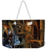 Blacksmith Workshop Weekender Tote Bag