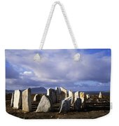 Blacksod Point, Co Mayo, Ireland Stone Weekender Tote Bag