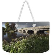 Blackwater River In Munster Region Weekender Tote Bag