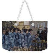 Blackwells Island, 1876 Weekender Tote Bag by Granger