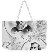 Blaine: Election Of 1884 Weekender Tote Bag