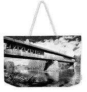 Blair Bridge Weekender Tote Bag