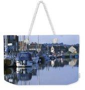 Blakeney Port Afternoon Weekender Tote Bag