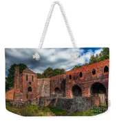 Blast Furnaces Weekender Tote Bag