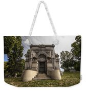 Blatz Family Mausoleum Weekender Tote Bag